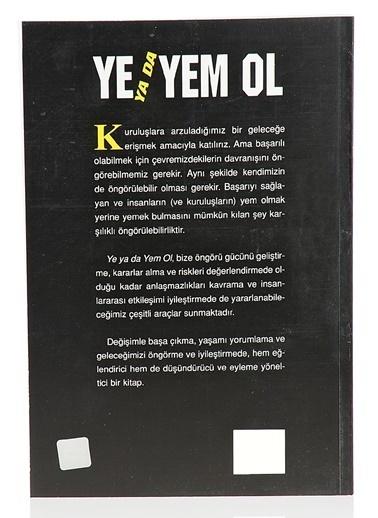Boyner Yayınları Boyner Yayınları - Ye ya da Yem Ol Renksiz